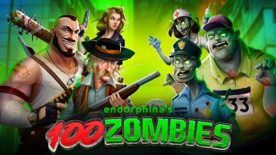 Automat do gier 100 Zombies
